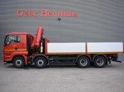Sonstige M.A.N. TGS 35.440 8x4 Fassi F315A.2.25 E-Dynamic 5 x Hydr. Euro 6 New Φορτηγό