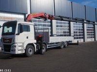 Sonstige M.A.N. TGS 35.460 8x2 Fabrieksnieuw Palfinger 63 ton/meter laadkraan Φορτηγό