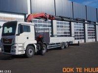 Sonstige M.A.N. TGS 35.460 8x2 Fabrieksnieuw Palfinger 63 ton/meter laadkraan Camion