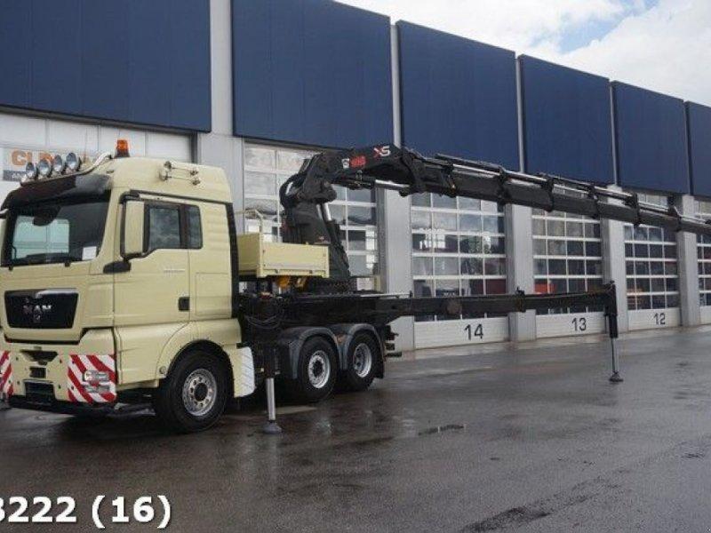 LKW tip Sonstige M.A.N. TGX 26.480 6x4H BLS Pritarder Hiab 85 ton/meter laadkraan, Gebrauchtmaschine in ANDELST (Poză 1)
