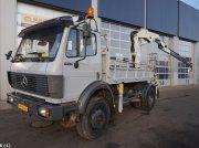 LKW typu Sonstige Mercedes Benz 1722 AK 4x4 Pesci 19 ton/meter laadkraan, Gebrauchtmaschine v ANDELST