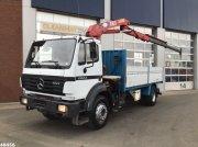 LKW typu Sonstige Mercedes Benz 2024 SK HMF 10 ton/meter laadkraan, Gebrauchtmaschine v ANDELST