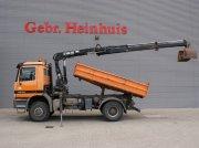 Sonstige Mercedes Benz Actros 1835 4x4 Hiab 102-S-2 Φορτηγό