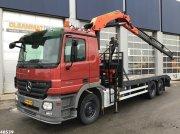 LKW типа Sonstige Mercedes Benz ACTROS 2532 Oprijwagen Palfinger 23 ton/meter laadkraan, Gebrauchtmaschine в ANDELST