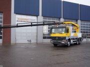 Sonstige Mercedes Benz Actros 2640 6x4 Palfinger 21 ton/meter laadkraan kamionok