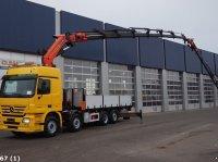 Sonstige Mercedes Benz Actros 3248 Palfinger 74 ton/meter laadkraan Nákladné auto