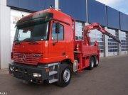 LKW typu Sonstige Mercedes Benz Actros 3353 V8 WSK 6x4 Atlas 30 ton/meter laadkraan, Gebrauchtmaschine v ANDELST
