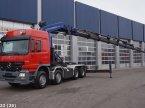 LKW a típus Sonstige Mercedes Benz Actros 4151 V8 8x4 Palfinger 100 ton/meter laadkraan ekkor: ANDELST