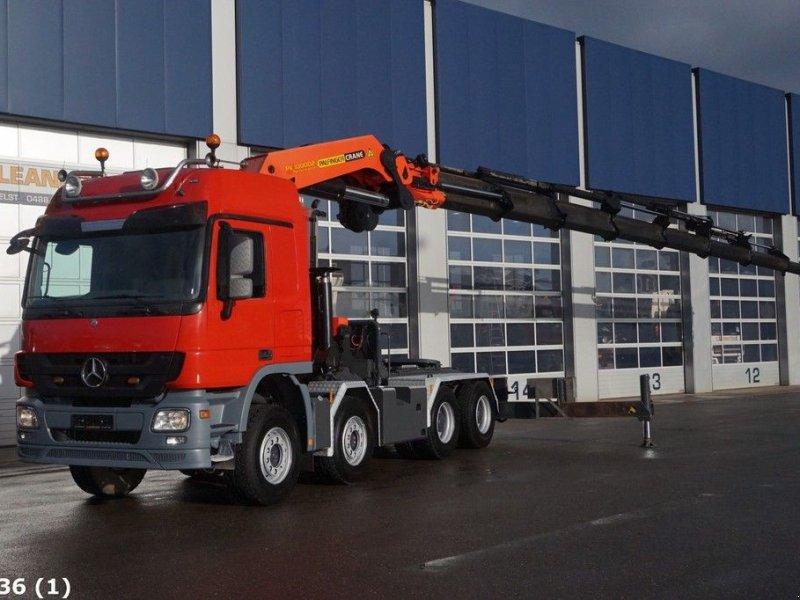 LKW tip Sonstige Mercedes Benz Actros 4160 V8 8x4 Palfinger 100 ton/meter laadkraan, Gebrauchtmaschine in ANDELST (Poză 1)