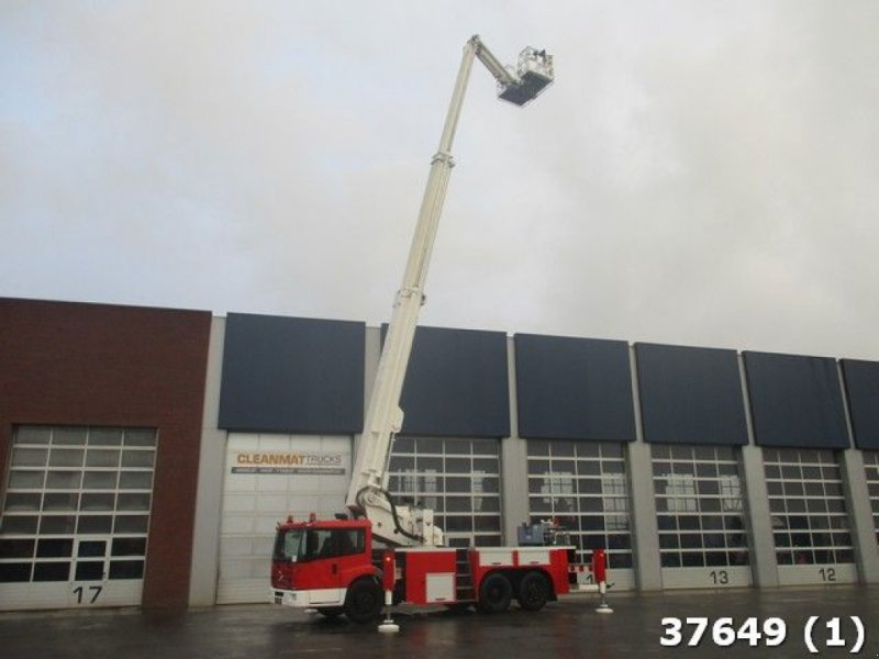 LKW tip Sonstige Mercedes Benz Econic 2628 Hilton 26 meter, Gebrauchtmaschine in ANDELST (Poză 1)