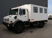 Sonstige Mercedes Benz Unimog 437/25 U400 4x4 21 persons! Nákladné auto