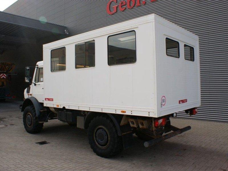 Kép Sonstige Mercedes Benz Unimog 437/25 U400 4x4 21 persons!