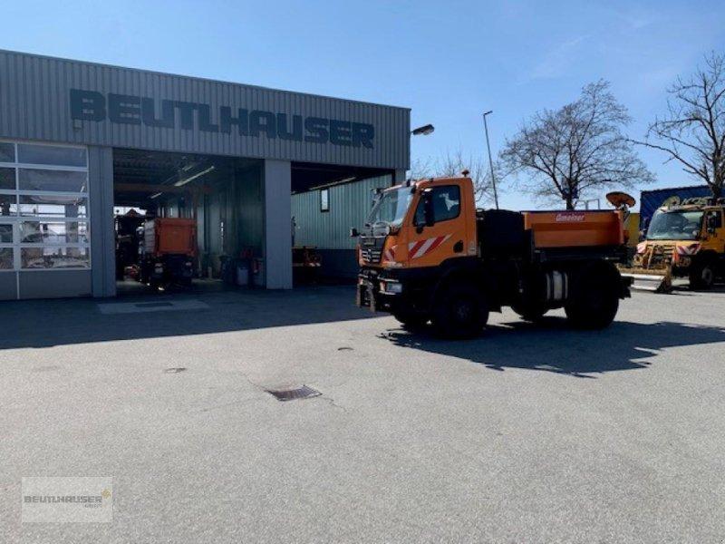 LKW des Typs Sonstige Sonstige Mercedes Benz Unimog U 20 Heckzapfwelle Heckkraftheber, Gebrauchtmaschine in Hengersberg (Bild 1)