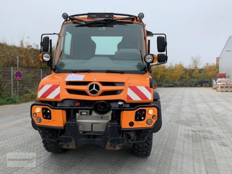 LKW des Typs Sonstige Sonstige Mercedes Benz Unimog U 430, Gebrauchtmaschine in Hagelstadt (Bild 3)
