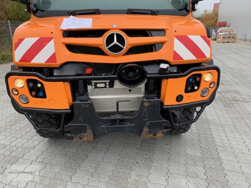 LKW des Typs Sonstige Sonstige Mercedes Benz Unimog U 430, Gebrauchtmaschine in Hagelstadt (Bild 4)