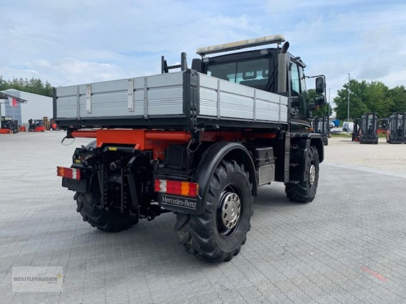 LKW des Typs Sonstige Sonstige Mercedes Benz Unimog U 500 Agrar, Gebrauchtmaschine in Hagelstadt (Bild 9)