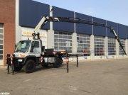 LKW typu Sonstige Unimog U 500 L Palfinger 34 ton/meter laadkraan + FLY-JIB, Gebrauchtmaschine v ANDELST