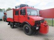 LKW του τύπου Sonstige Unimog U1250 Zweiwegenfahrzeug, Gebrauchtmaschine σε Kerkrade
