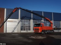 Volvo FH 12.460 8x4 Palfinger 60 ton/meter laadkraan + JIB Nákladné auto