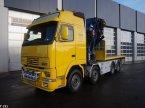 LKW του τύπου Volvo FH 16.520 8x4 Fassi 90 ton/meter laadkraan σε ANDELST
