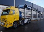 LKW typu Volvo FH 16.520 8x4 Fassi 90 ton/meter laadkraan, Gebrauchtmaschine v ANDELST