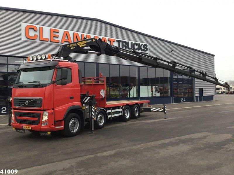 LKW tip Volvo FH 420 Palfinger 60 ton/meter laadkraan, Gebrauchtmaschine in ANDELST (Poză 1)