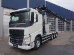 LKW του τύπου Volvo FH 500 8x2 Hiab 55 ton/meter laadkraan Fabrieksnieuw σε ANDELST