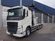 LKW типа Volvo FH 500 8x2 Hiab 55 ton/meter laadkraan Fabrieksnieuw, Gebrauchtmaschine в ANDELST