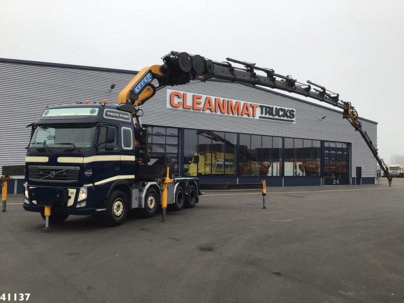 LKW типа Volvo FH 500 8x4 Effer 140 ton/meter laadkraan + JIB, Gebrauchtmaschine в ANDELST (Фотография 1)