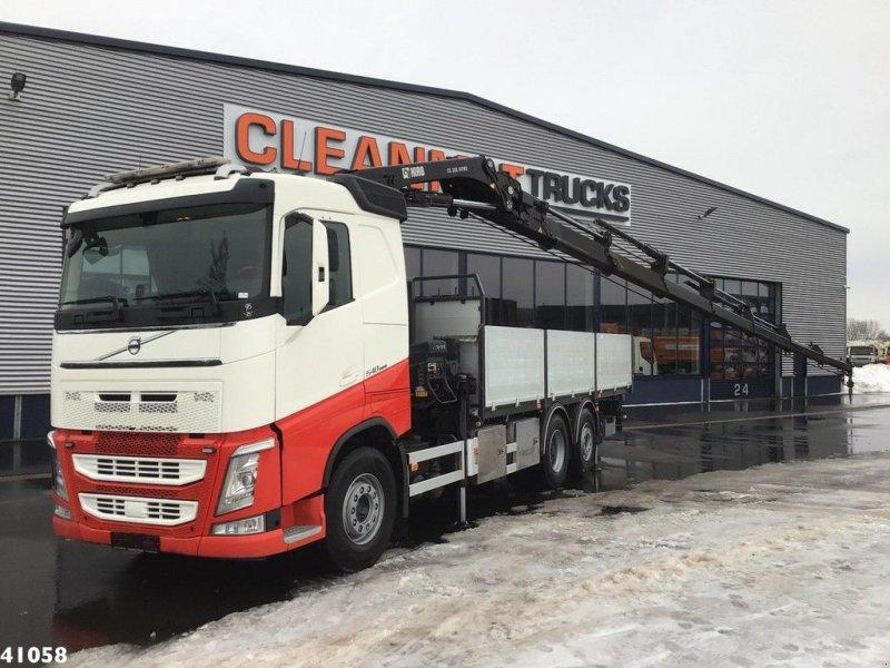 LKW типа Volvo FH 540 Euro 6 Hiab 28 ton/meter laadkraan, Gebrauchtmaschine в ANDELST (Фотография 1)