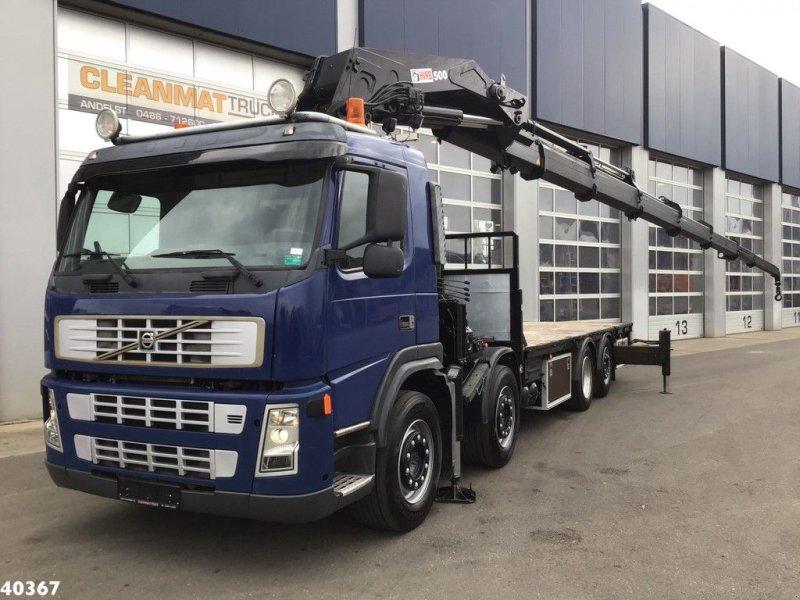 LKW a típus Volvo FM 12.420 8x2 Hiab 50 ton/meter laadkraan, Gebrauchtmaschine ekkor: ANDELST (Kép 1)