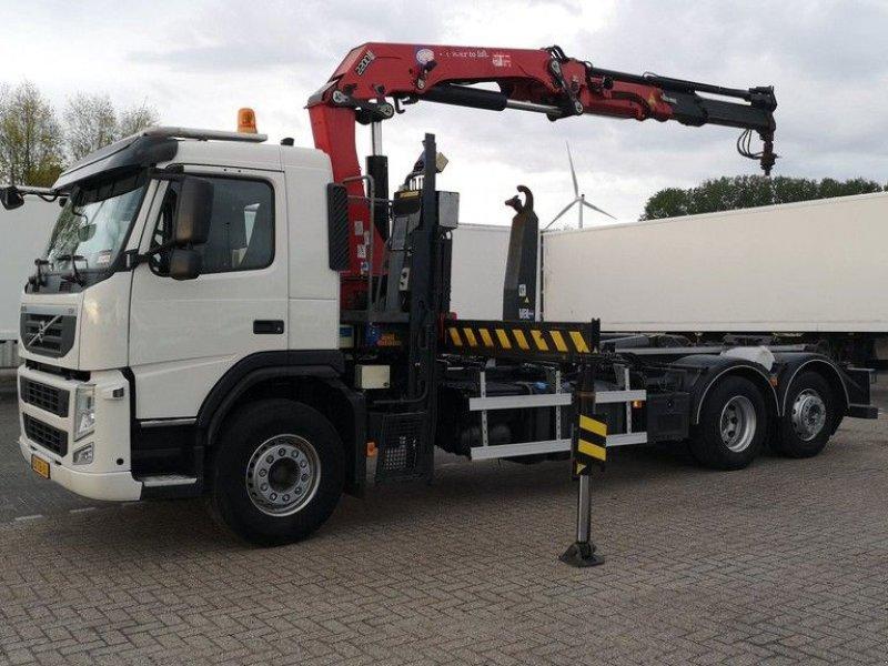 LKW tipa Volvo FM 370 EEV 6X2, Gebrauchtmaschine u Leende (Slika 1)