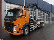 Volvo FM 420 8x2 Euro 6 HMF 28 ton/meter laadkraan Φορτηγό