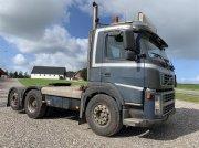 Volvo FM 460 MED HYDRAULIK TIL GYLLE TRAILER! kamionok