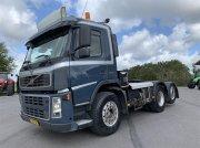 Volvo FM 460 MED HYDRAULIK TIL GYLLE TRAILER! Camión