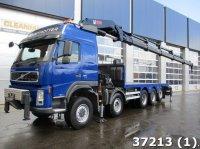 Volvo FM 480 10x6 Hiab 80 ton/meter laadkraan kamionok