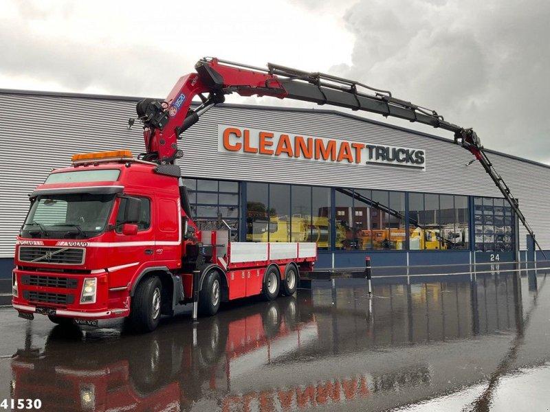 LKW typu Volvo FM 480 8x4 HMF 85 ton/meter laadkraan (bouwjaar 2012) + JIB, Gebrauchtmaschine w ANDELST (Zdjęcie 1)