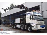 Volvo FM 480, HIAB 477 E6 + JIP 100 X5, 8x2, Truckcenter Apeldoorn Camión