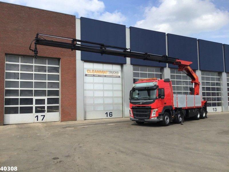 LKW a típus Volvo FM 500 8x4 Palfinger 36 ton/meter laadkraan, Gebrauchtmaschine ekkor: ANDELST (Kép 1)