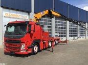 LKW tip Volvo FM 500 Euro 6 HMF 50 ton/meter laadkraan, Gebrauchtmaschine in ANDELST