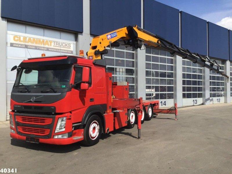 LKW типа Volvo FM 500 Euro 6 HMF 50 ton/meter laadkraan, Gebrauchtmaschine в ANDELST (Фотография 1)