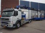 LKW a típus Volvo FM 9.380 Euro 5 Palfinger 42 ton/meter + Demmler wipkar ekkor: ANDELST