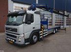 LKW a típus Volvo FM 9.380 Euro 5 Palfinger 42 ton/meter laadkraan ekkor: ANDELST