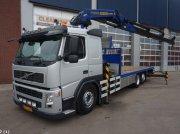 Volvo FM 9.380 Euro 5 Palfinger 42 ton/meter laadkraan Φορτηγό