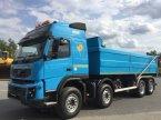 LKW des Typs Volvo FMX-380 8x4 ekkor: NB Beda