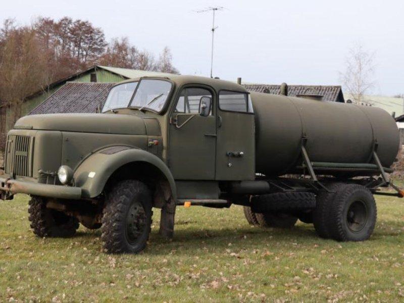 LKW a típus Volvo L 485 Tankvogn, Gebrauchtmaschine ekkor: Hadsund (Kép 1)