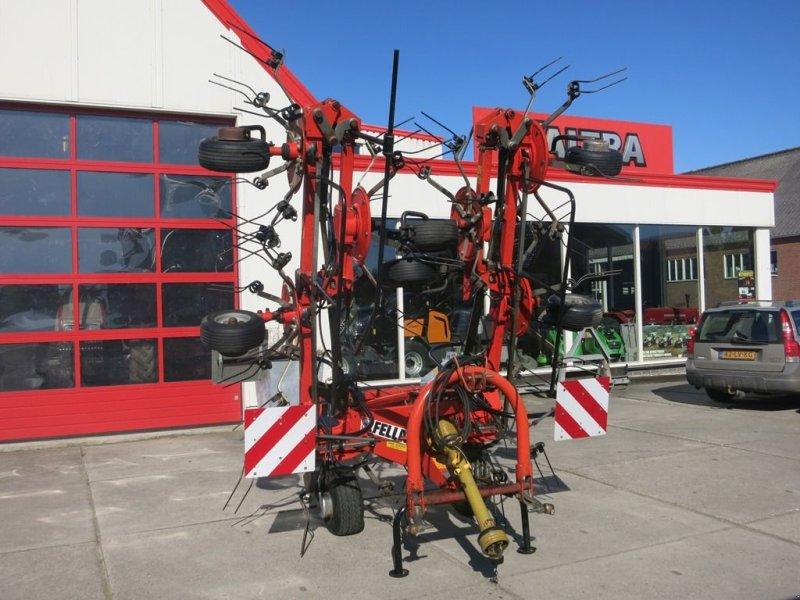 Mähaufbereiter & Zetter des Typs Fella TH900 Hydro, Gebrauchtmaschine in Scherpenzeel (Bild 1)