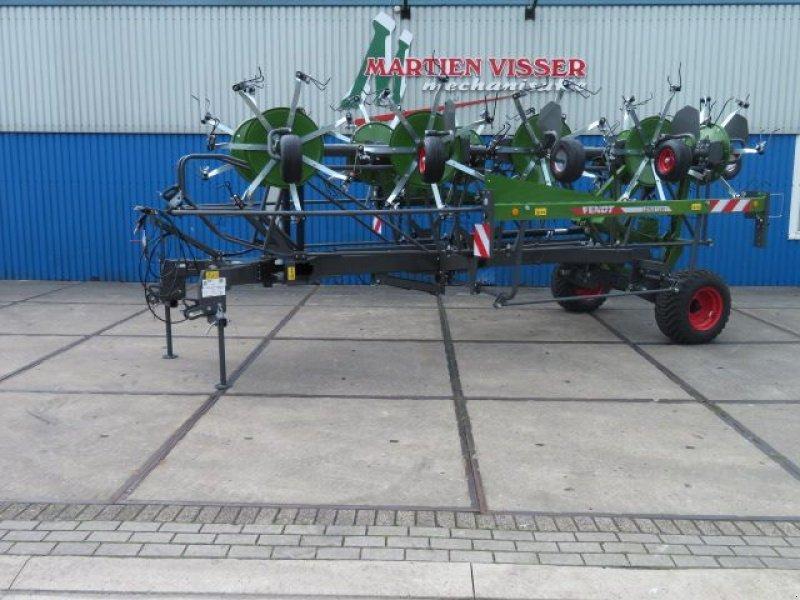 Mähaufbereiter & Zetter des Typs Fendt Lotus 1250 T, Gebrauchtmaschine in Joure (Bild 1)