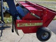 PZ-Vicon TK 210 zöldtakarmányelőkészítő/zetter