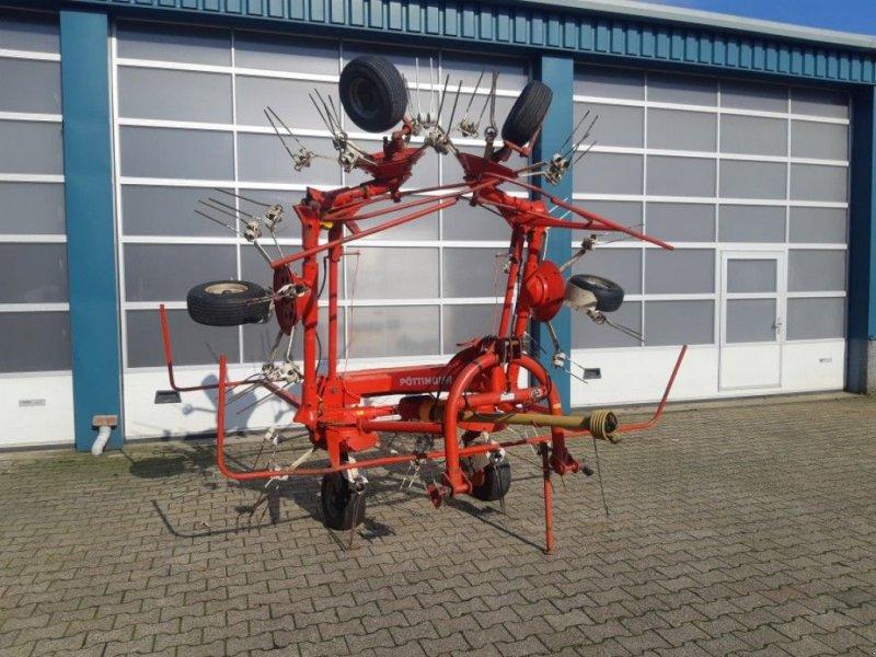 Mähaufbereiter & Zetter типа Sonstige Pottinger HIT69N, Gebrauchtmaschine в Druten (Фотография 1)